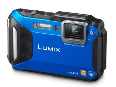 Lumix DMC-FT5 blau