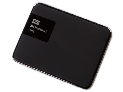 My Passport Ultra neu 2TB