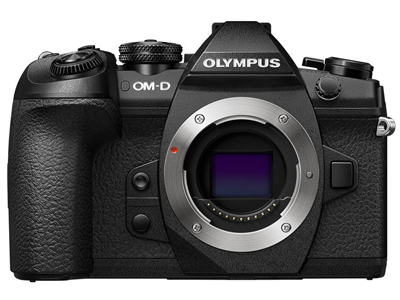 OM-D E-M1 Mark II Body schwarz