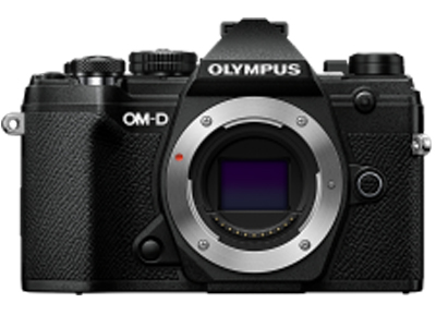 OM-D E-M5 Mark III Body schwarz