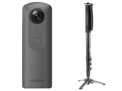 Spectando Ricoh Theta V Panorama-Kit